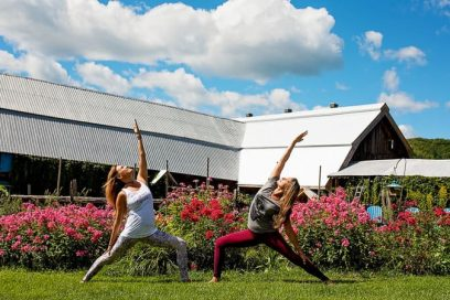 WEEK-END YOGA & NATURE
