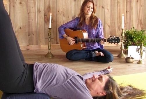 Yoga restaurateur et musique live