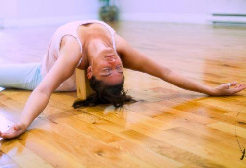Atelier ouverture des épaules et respiration